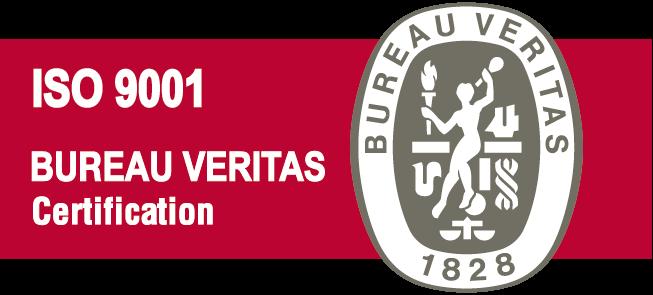 ISO 9001 - Bureau Veritas Certification - Total logistics